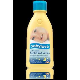 Лосьон для купания Babylove лаванда 250мл