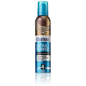 Balea Extra Power Mousse, Ultra Power Mousse 250 ml