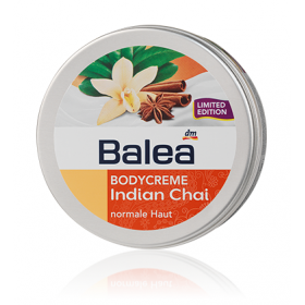 Крем для тела Balea Indian Chai 200мл