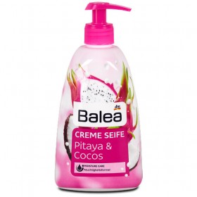 Жидкое мыло Balea с ароматом кокоса и питаи дозатор 500мл