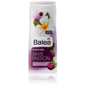 Гель для душа Balea White Passion 300мл