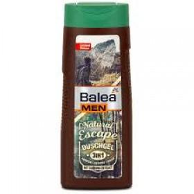 Гель для душа Balea Men Natural Escape 3 в 1 300мл