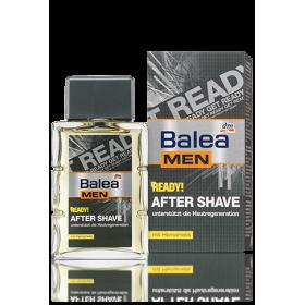Balea men лосьон после бритья Ready! 100мл с гамамелисом для мужчин