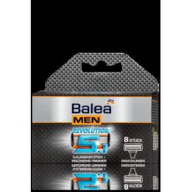 Balea men сменные лезвия для станка Revolution 5.1, 4 шт