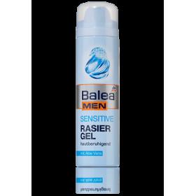 Гель для бритья Balea Men Sensitive 200мл