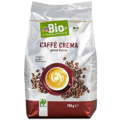 Кофе Dm-bio CAFFE CREMA арабика в зернах 750г