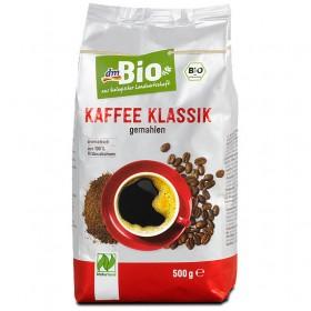 Кофе молотый Dm-bio Kaffee Klassik арабика 500г