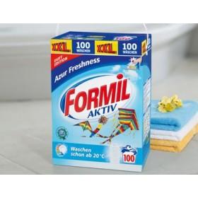Стиральный порошок Formil для белого белья 8кг 100 стирок