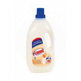 Стиральный гель Formil с марсельским мылом 3л 40стирок для белого белья