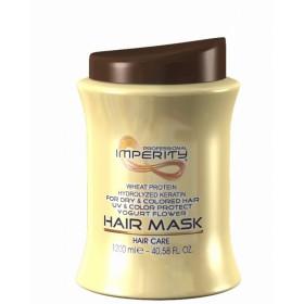 Imperity маска для сухих и oкрашенных волос 1200мл йогурт