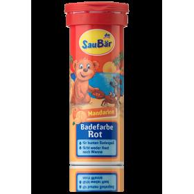 Таблетки для окрашивания воды в ванной SauBar 10шт