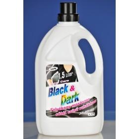 Стиральный гель для черного и темного белья 1,5л 15ст Color care