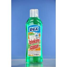 Жидкое мыло для рук 1л DEX роза Далма