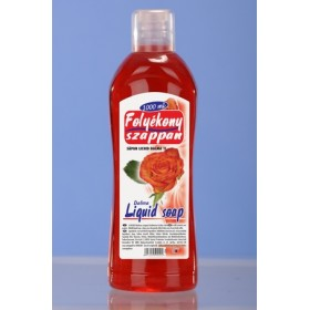 Жидкое мыло для рук 1л Далма роза