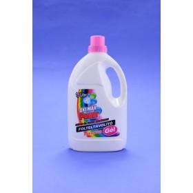 Пятновыводитель окси-мах гель 1,5л для цветного