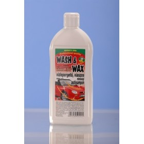 Автошампунь Wash&Wax концен  500 мл Далма