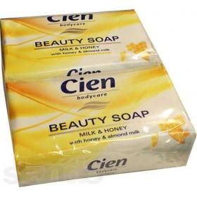 Мыло Cien с ароматом меда 150г