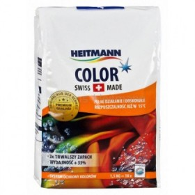 Стиральный порошок для цветного белья Heitmann  1,5кг 18стирок