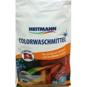 Стиральный порошок для цветного Heitmann 900г  12стирок