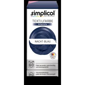 Краска Simplicol для смены цвета 150мл+400г закрепитель темно-синяя