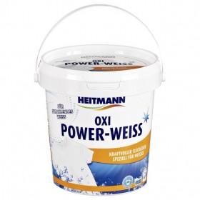 Кислородный отбеливатель для белого белья Heitmann 750г ведро
