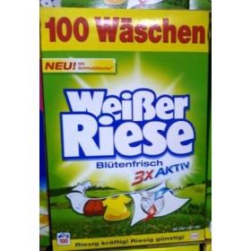 Weiser Reise стир. порошок универс. цветоч. свежесть 8кг 100ст 3х актив