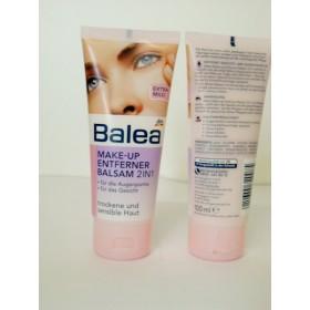Balea бальзам для снятия макияжа и ухода за кожей лица 100мл