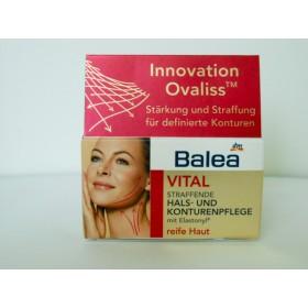Balea крем для выравнивания контуров лица и подтяжки кожи 50мл