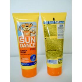 Защитный крем от солнца 50 SunDance для детей степень защиты 100мл