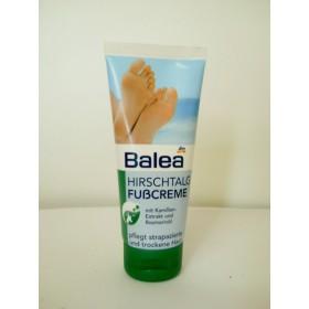 Балео крем для ног с екстрактом ромашки и розмарина 100мл для очень сухой повреждённой кожи