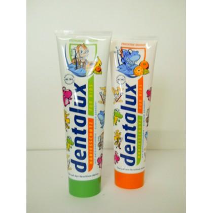 Детская зубная паста Dentalux kids 100мл