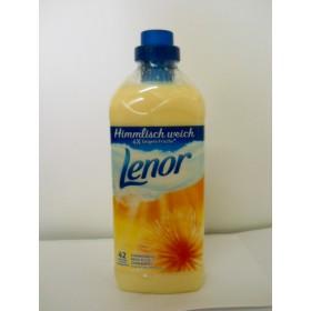 Ленор 1,5л  сомербриз (желтый) 42стирки концентрат