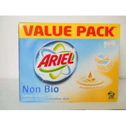 Ариель табс Нон Био 56таблеток,28стирок,1,848кг P&G UK 5413...