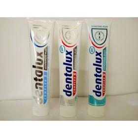 Зубная паста Dentalux комплит 125мл