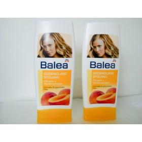 Балео бальзам для нормальных и тусклых волос  300мл. персик