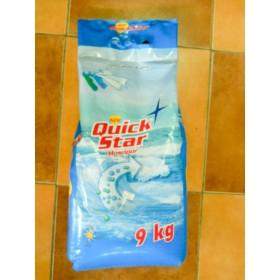 Стиральный порошок Quick Star 9 кг универсальный