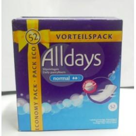 Ежедневные прокладки Aldays normal 52шт