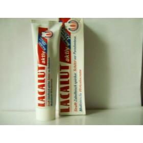 Зубная паста LACALUT aktiv лечебно-профилактическая 100мл