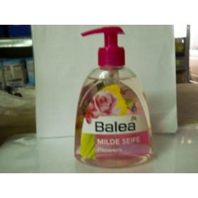 Балео милде сайфе (жид мыло с дозатором) 300мл фловерс
