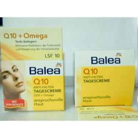 Balea дневной крем против морщин с Q10 и омега комплексом 50мл