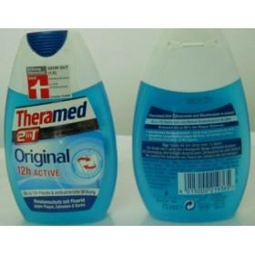 Theramed 2in1 Original 75 ml (гель 2в1з/п и жидкость для полоскания рта в одном)