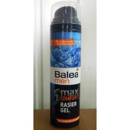 Balea men мужской гель для бритья 5макс комфорт