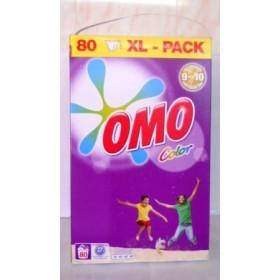 ОМО стирал. порошок картон. коробка колор 6,8кг 80ст 8718...