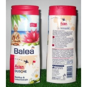 Балео гель для душа бамбук + лотос Азия 300мл