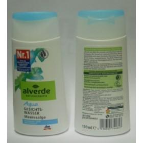 Алверде аква тоник с экстрактом морс. водорослей для норм. и смеш кожи 150мл