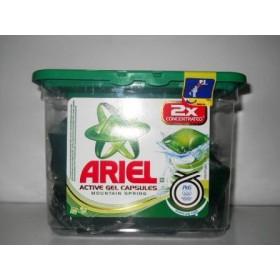 Ariel капсулы для стирки белого белья 24шт=24 стирки