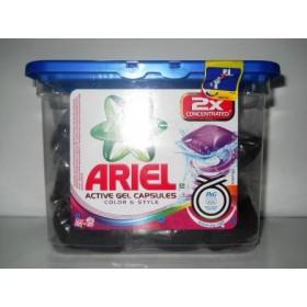 Ariel капсулы для стирки цветного белья 24шт=24стирки