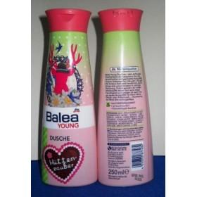 Balea гель для душа с ароматом яблока 250мл для юной кожи