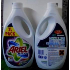 Ariel стир. гель для цветного белья 2,263л 31стирки