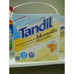 Стиральный порошок Tandil 4,32кг 54ст для белого